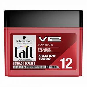 TAFT HAIR GEL 250ml Cube V12 N12