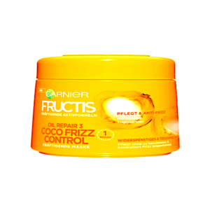 FRUCTIS HAIR MASK 300ML Frizz control