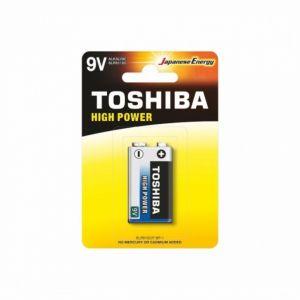 ΜΠΑΤΑΡΙΑ TOSHIBA ΑΛΚΑΛΙΚΗ 9V 6LR61GCP BP-1