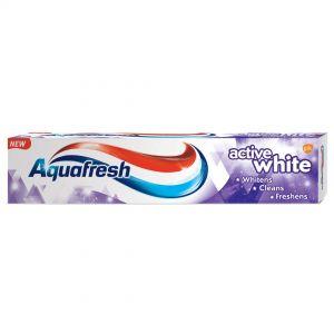 AQUAFRESH T/PASTE 125ml Active white