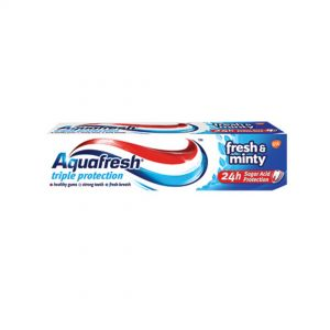 AQUAFRESH T/PASTE 75ml Fresh& minty