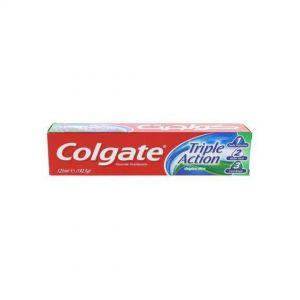 COLGATE T/PASTE TRIPLE  ACTION 125ml (192,5g) Original mint