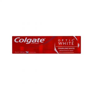 COLGATE T/PASTE OPTIC WHITE 75ml Sparkling white