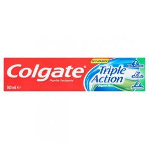 COLGATE T/PASTE TRIPLE ACTION 100ml