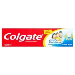 COLGATE T/PASTE CAVITY PROTECTION 100ml Fresh mint