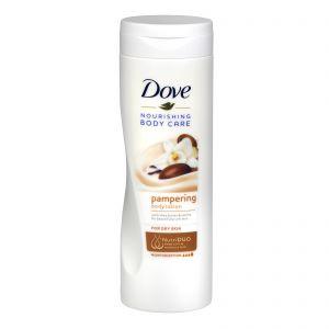 DOVE BODY LOTION 400ML Shea butter & vanilla