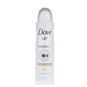 DOVE DEO SPRAY 150 ML Invisible dry