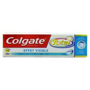 COLGATE T/PASTE TOTAL 75ml Effet visible