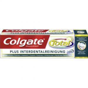 COLGATE T/PASTE TOTAL 75ml Plus interdentalreinigung