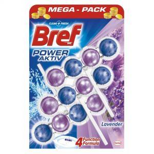 BREF WC POWER ACTIVE 3x50g Lavender