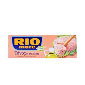 .RIO MARE ΤΟΝΟΣ ΣΕ ΛΑΔΙ 3X80GR