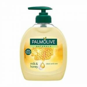 PALMOLIVE ΚΡΕΜΟΣΑΠΟΥΝΟ 300ML  Milk & Honey