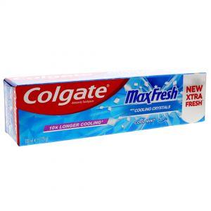 COLGATE T/PASTE MAX FRESH 100ML COOLMINT