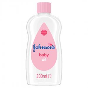 JOHNSON BABY OIL 200ml  (NEW)