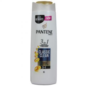PANTENE SHAMPOO 270ML 3in1 Classic Clean