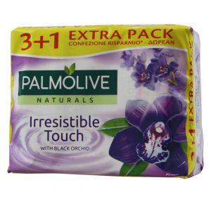 PALMOLIVE ΣΑΠΟΥΝΙ 90gr Black orchid 3+1
