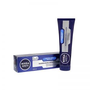 NIVEA SHAVING REAM 100ML ORIGINAL