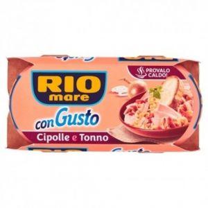 RIO MARE CONGUSTO 2X160gr  CIPOLLE