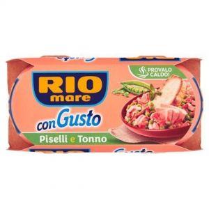 RIO MARE CONGUSTO 2X160gr PISELLI TONNO