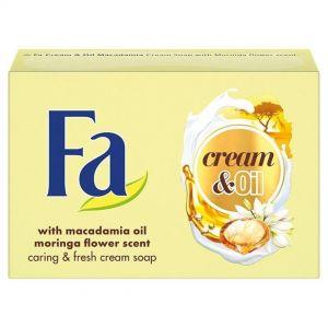 FA SOAP 90GR CREAM&OIL MACADEMIA