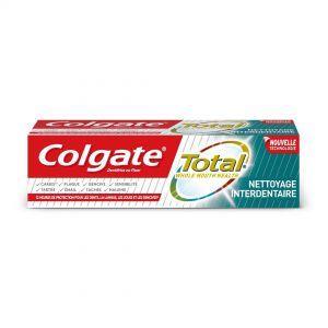 COLGATE T/PASTE 75ML TOTAL INTERDENTAL CLEAN