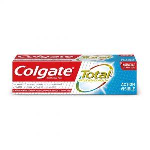COLGATE T/PASTE 75ML VISIBLE ACTION