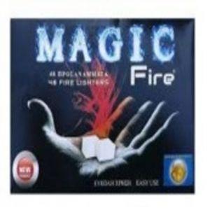 BBQ MAGIC FIRE ΠΡΟΣ/ΜΑ ΚΥΒΟΥ ΤΖΑΚΙΟΥ 48ΤΕΜ