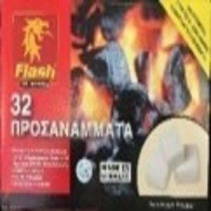 BBQ FLASH ΠΡΟΣΑΝΑΜΜΑ ΚΥΒΟΥ ΤΖΑΚΙΟΥ 32ΤΕΜ