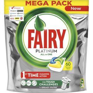 FAIRY CAPS  ALL IN ONE PLATINUM 60TAB