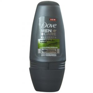 DOVE ROLL-ON 50ML MINERAL & SAGE
