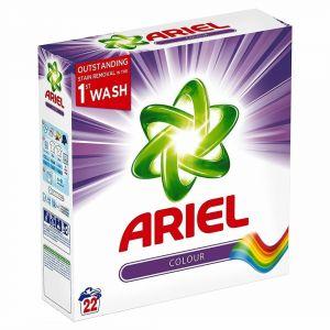 ARIEL POWDER 1.43KG COLOR 22SC