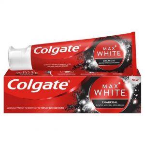 COLGATE T/PASTE OPTIC WHITE 75ml CHARCOAL