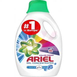 ARIEL ΥΓΡΟ 40sc 2.2L Touch of Lenor Fresh