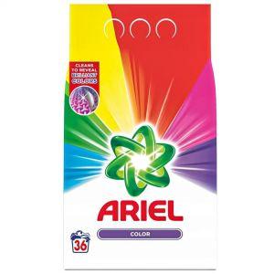 ARIEL WASHING POWDER BAG 36SC 2,7KG COLOR