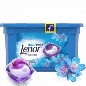 Lenor liquid caps 11 sc 11 pcs All in 1 Spring Awakening