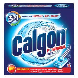 CALGON TABS 15pcs