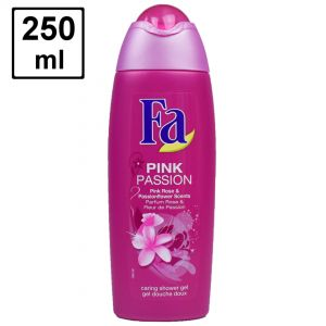 FA SHOWER GEL 250ML PINK PASSION