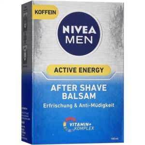NIVEA AFTER SHAVE BALM 100ML ACTIVE ENERGY