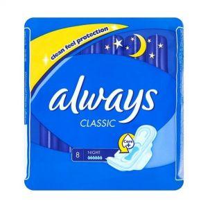 ALWAYS CLASSIC NIGHT 8PCS
