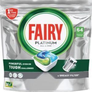 FAIRY CAPS ALL IN ONE PLATINUM 64TABS