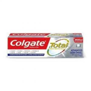 COLGATE T/PASTE TOTAL 75ml ADVANCE SOIN EMAIL
