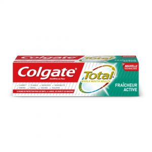 COLGATE T/PASTE TOTAL 75ml ACTIVE FRESH