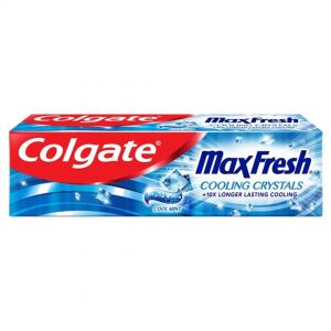 COLGATE T/PASTE MAXFRESH 100ML COOLING CRYSTALS