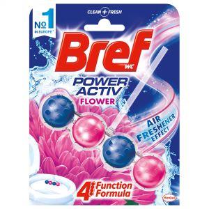 BREF WC POWER ACTIVE 50GR FLORAL